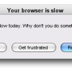 slow browser