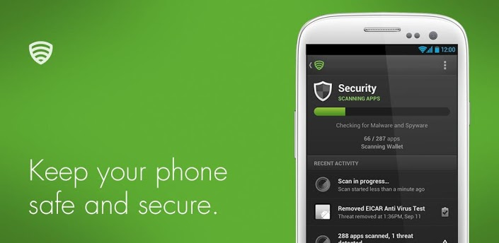 Lookout Security and Antivirus