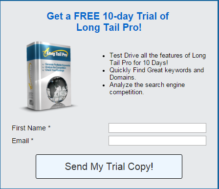 Longtailpro Trial