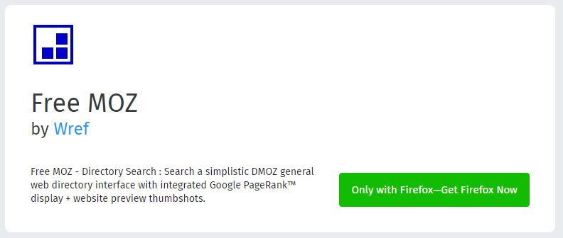 MozBar - Browser Extensions for Powerful SEO