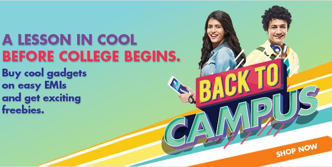 "Get the Best Deals on Laptops with ""Ezone Back to Campus Offer"""