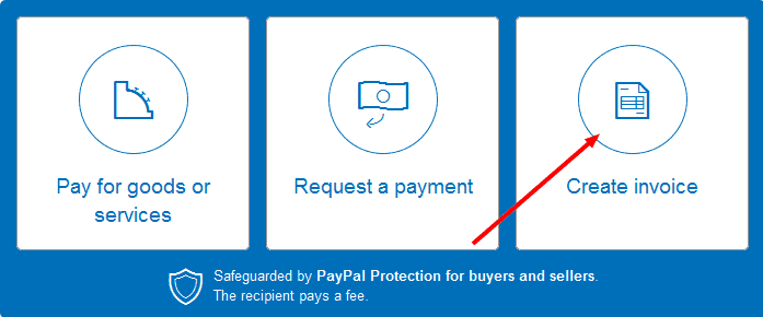 paypal invoice Setp 2 - How to Request Money & Invoice Creation in PayPal