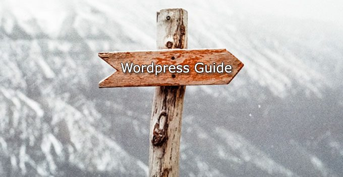 Complete WordPress Guide for Just Born Bloggers