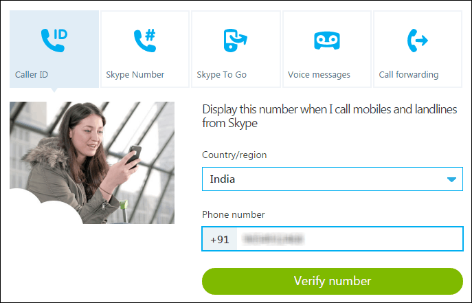 caller id - Advanced Skype Tips and Tricks