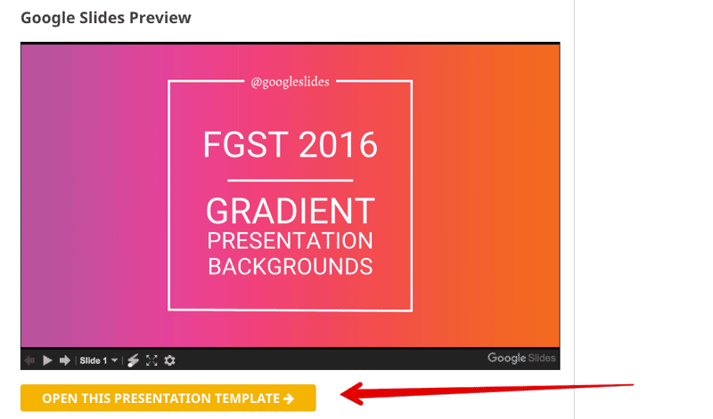 Google Slides Templates - Making the Most of Google Slides with FGST
