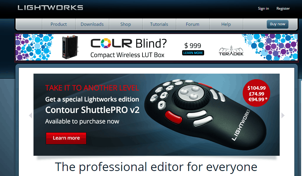 light works - Best Video Editing Software & Tools