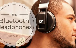 Top 7 Best Bluetooth Headphones under $50 for Budget Heads