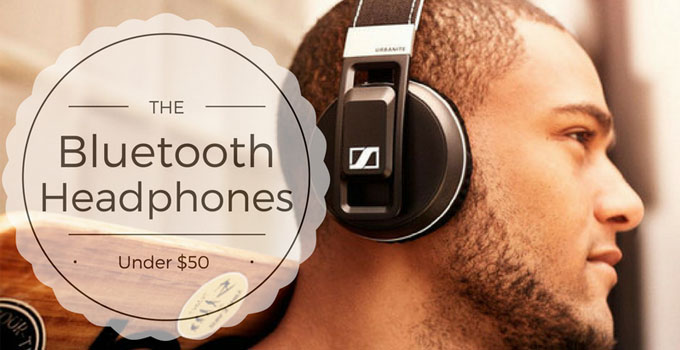 bluetooth headphones under $50