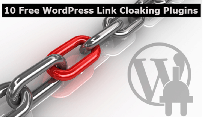 wordpress link cloaking plugins