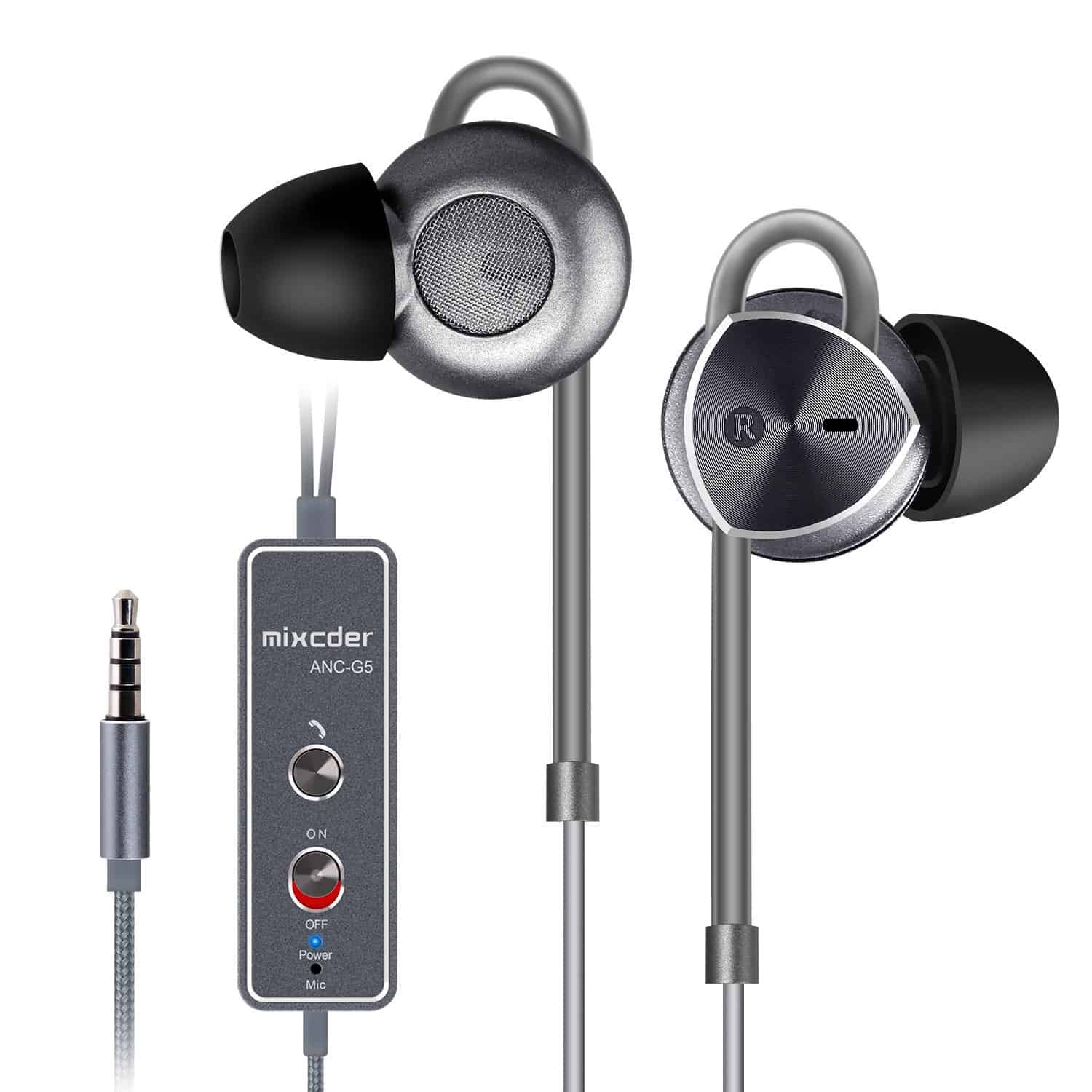 Mixcder ANC G5 - Best Earbuds Under $30: Top 10 Handpicked Cheap Earbuds