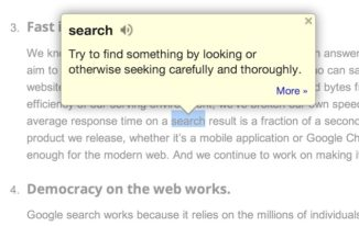 Google Dictionary Extension For Chrome vs. Grammarly For Chrome?