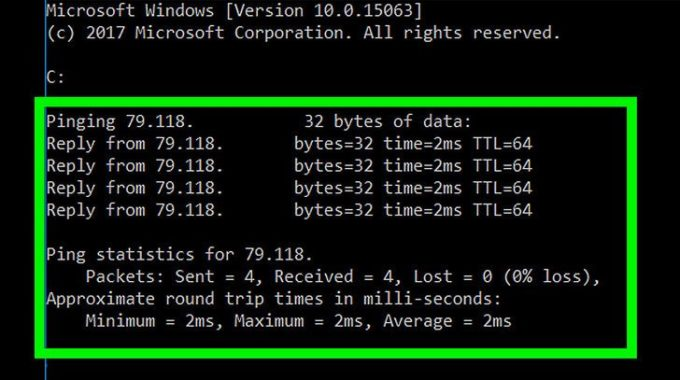 What is Ping? What is Latency? How To Test In Internet & Networking?